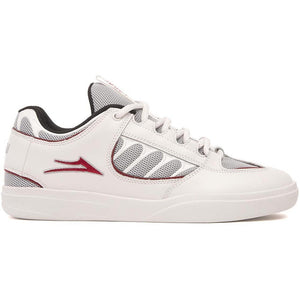 Lakai Carroll white leather