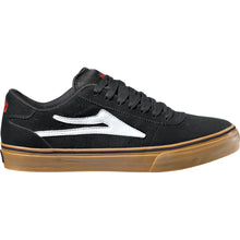 Load image into Gallery viewer, Lakai Manchester Select black/gum suede