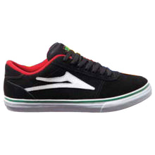 Load image into Gallery viewer, Lakai Manchester Select black/yellow suede