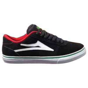 Lakai Manchester Select black/yellow suede