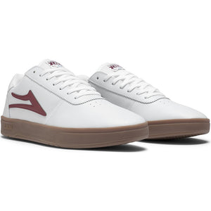 Lakai Manchester XLK white/gum leather