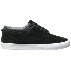 Lakai Marc black suede