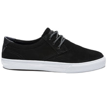 Load image into Gallery viewer, Lakai MJ black suede shoes