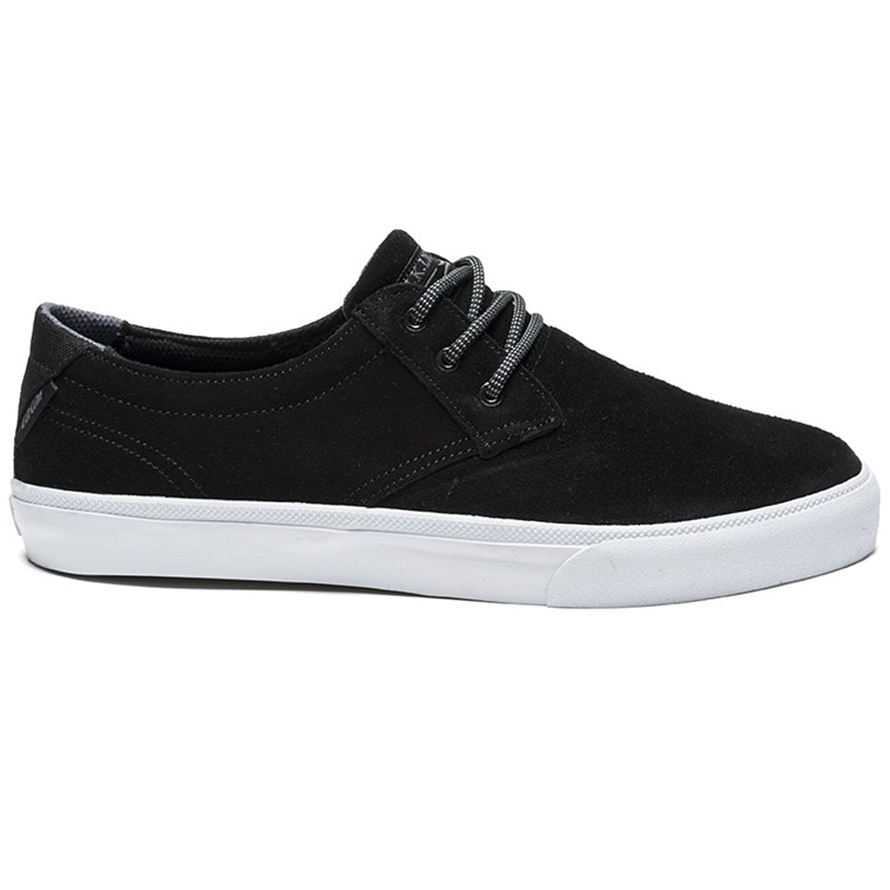 Lakai MJ black suede shoes