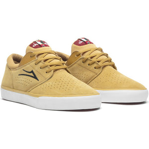 Lakai x Chocolate Fremont Vulc gold suede