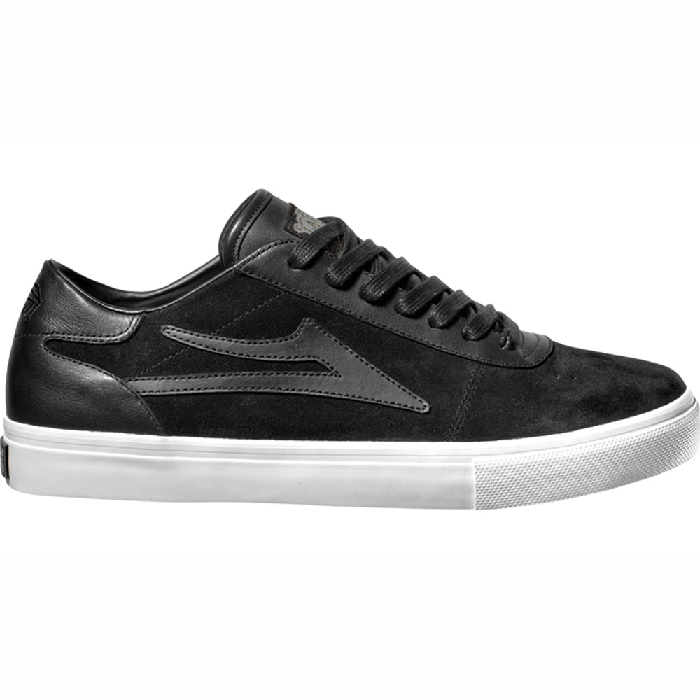 Lakai Manchester Select Lean black suede/leather