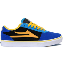 Load image into Gallery viewer, Lakai Manchester Select My Way blue/yellow suede