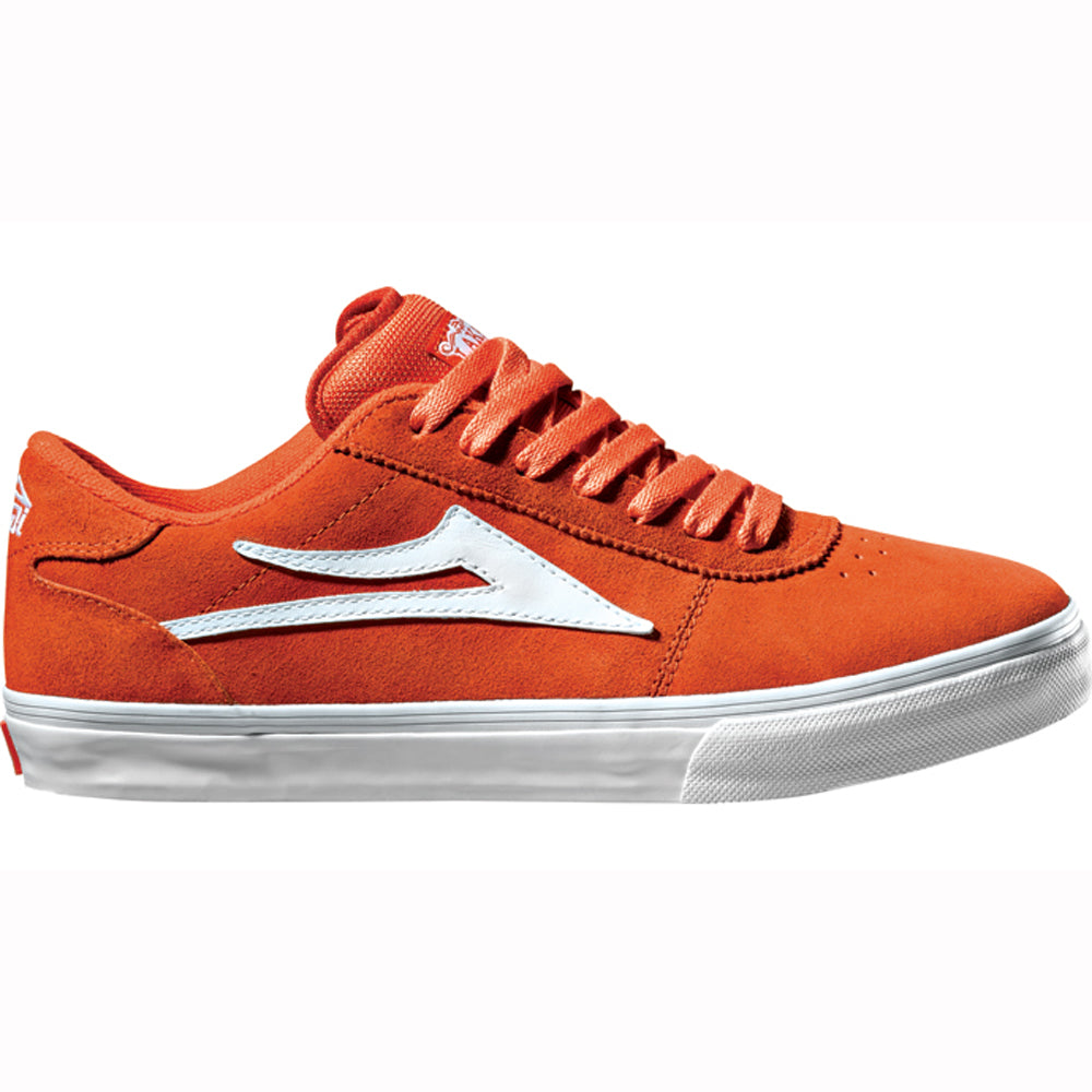 Lakai Manchester Select orange suede