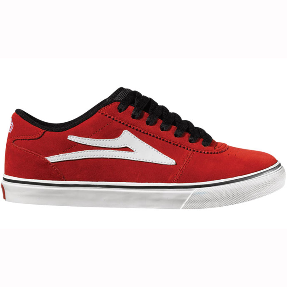 Lakai Manchester Select red suede