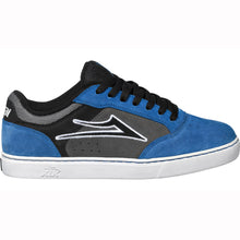 Load image into Gallery viewer, Lakai Mike Mo royal/grey/black suede