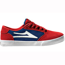 Load image into Gallery viewer, Lakai Pico red/blue suede