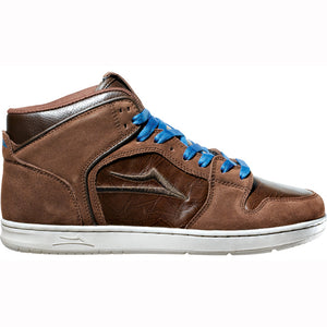 Lakai Telford brown leather