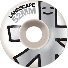 Load image into Gallery viewer, Landscape Big Logo 52mm wheels