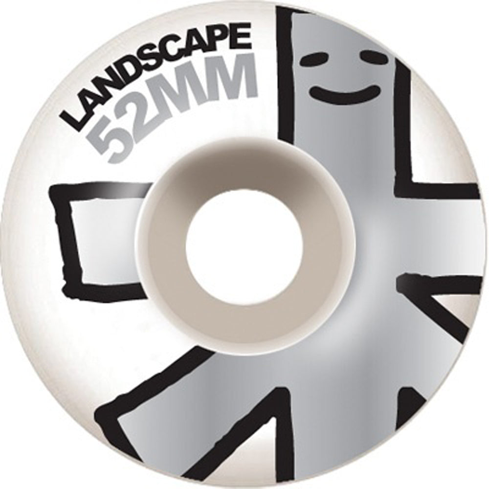 Landscape Big Logo 52mm wheels