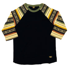 Load image into Gallery viewer, Loser Machine Binks black/bone raglan