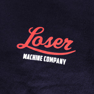 Loser Machine Freestyle Burnout navy crew
