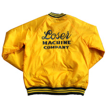 Load image into Gallery viewer, Loser Machine Heavyweight mustard bomber jacket