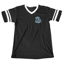 Load image into Gallery viewer, Loser Machine Sidewinders League black/white T shirt