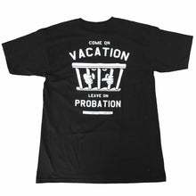 Load image into Gallery viewer, Loser Machine Probation black T shirt