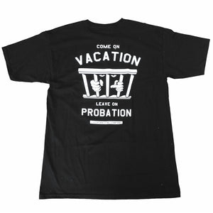 Loser Machine Probation black T shirt