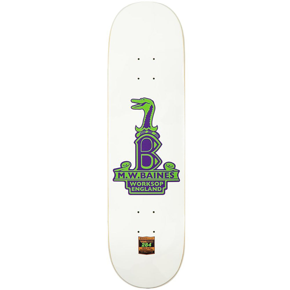 Lost Art Baines Edison Raleigh-Gator deck 8