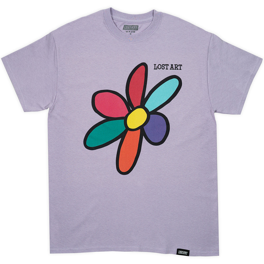 Lost Art DAISY Tee orchid