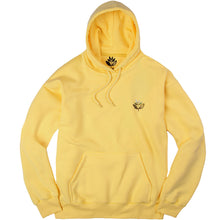 Load image into Gallery viewer, Magenta Jungle II hoodie yellow
