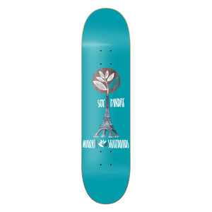 "Magenta Panday Monument 7.8"" deck"