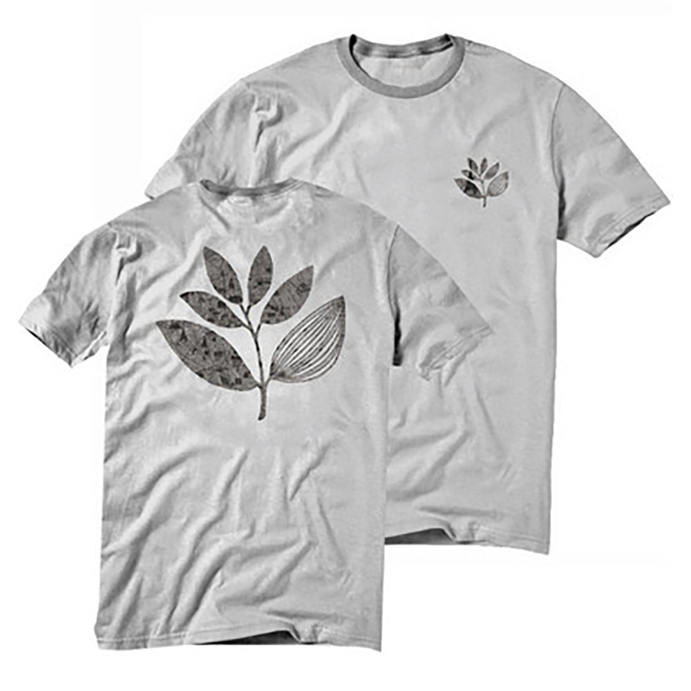 Magenta Paris Plant white T shirt