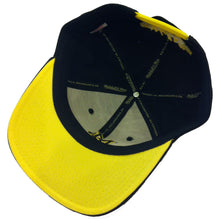 Load image into Gallery viewer, Mitchell & Ness Manchester black/yellow snapback cap