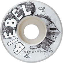Load image into Gallery viewer, Momentum Biebel Knight 50mm wheels