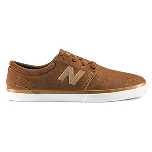 New Balance Numeric Brighton 344 brown suede