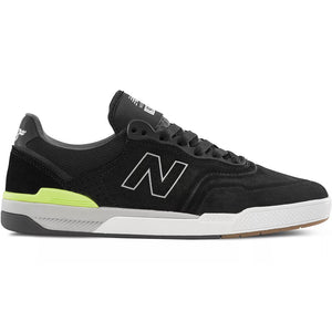 New Balance Numeric 913 black/grey/lime