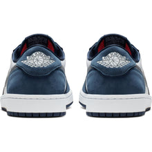 Load image into Gallery viewer, Nike SB Air Jordan 1 Low midnight navy/metallic silver-white