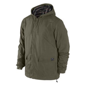 Nike SB Banks Coaches iguana hooded jacket