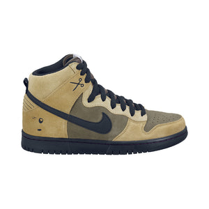 Nike SB Dunk High premium urban haze/black-barley