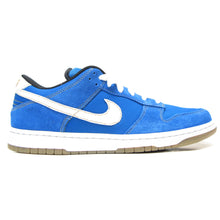 Load image into Gallery viewer, Nike SB Dunk Low pro aragon blue/white