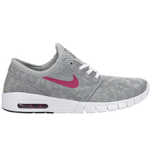 Load image into Gallery viewer, Nike SB Stefan Janoski Max base grey/bright magenta-white