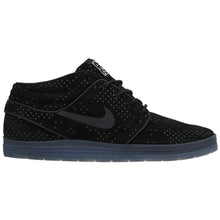 Load image into Gallery viewer, Nike SB Lunar Stefan Janoski Flash Mid black/black-clear