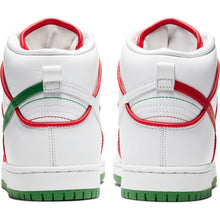 Load image into Gallery viewer, Nike SB P-Rod Dunk High Premium QS white/university red-white-classic green