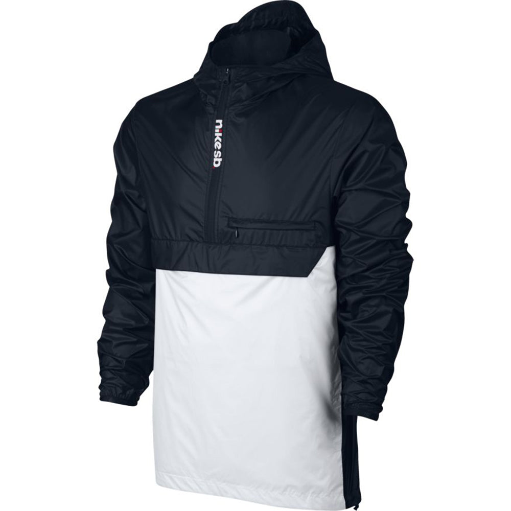 Nike SB Packable Anorak obsidian/white jacket