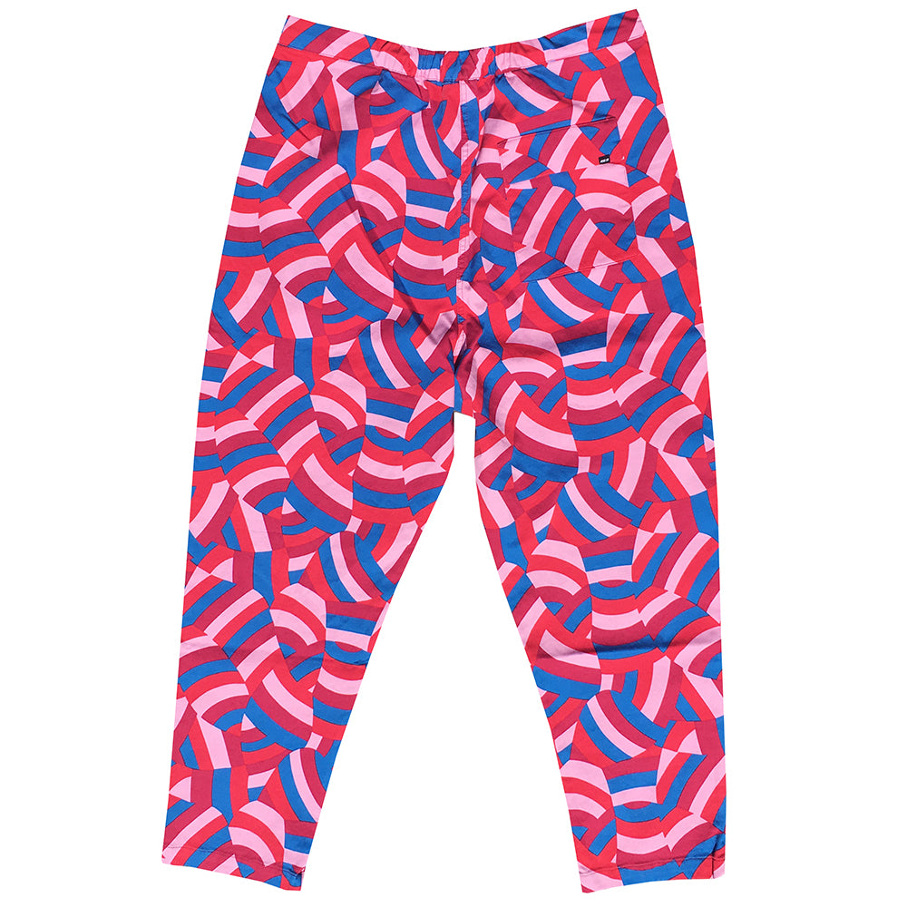 Nike SB x Parra Pant X gym redpink risemilitary blue