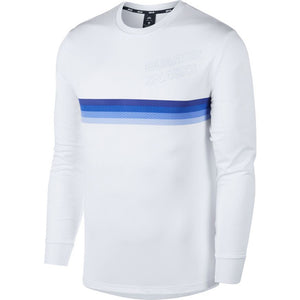 Nike SB x Quartersnacks Dry long sleeve top white/royal pulse
