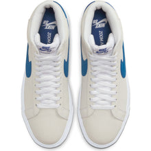 Load image into Gallery viewer, Nike SB Zoom Blazer Mid white/team royal-white-cerulean