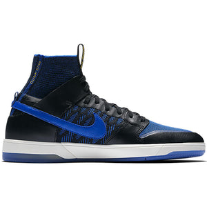 Nike SB Zoom Dunk High Elite QS x Kevin Terpening black/racer blue-sail-sonic yellow