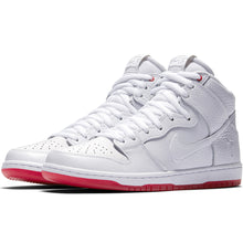Load image into Gallery viewer, Nike SB Zoom Dunk High Pro Kevin Bradley white/university red-white