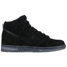 Load image into Gallery viewer, Nike SB Dunk High Premium black/black-clear