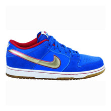 Load image into Gallery viewer, Nike SB Dunk Low premium blue ribbon/vegas gold-varsity red