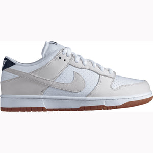Nike SB Dunk Low premium white/white