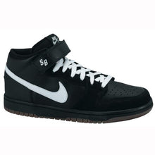 Load image into Gallery viewer, Nike SB Dunk Mid pro black/white